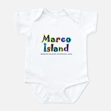 Tropical Marco Island -  Infant Bodysuit
