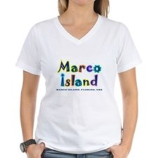 Tropical Marco Island - Shirt