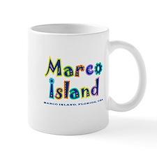 Tropical Marco Island -  Coffee Mug