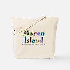 Tropical Marco Island - Tote or Beach Bag