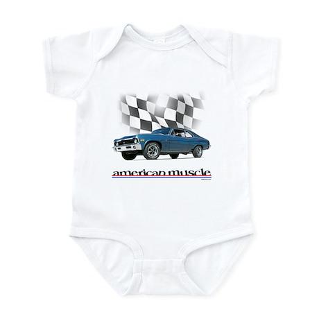 Nova Muscle Infant Bodysuit