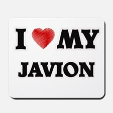 I love my Javion Mousepad