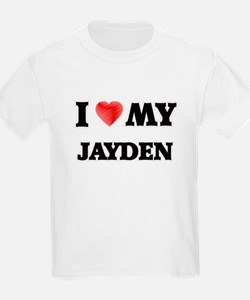 I love my Jayden T-Shirt