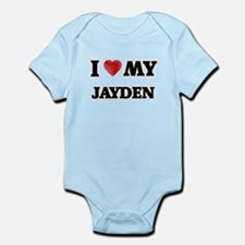 I love my Jayden Body Suit