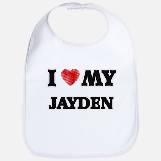 I love my Jayden Bib
