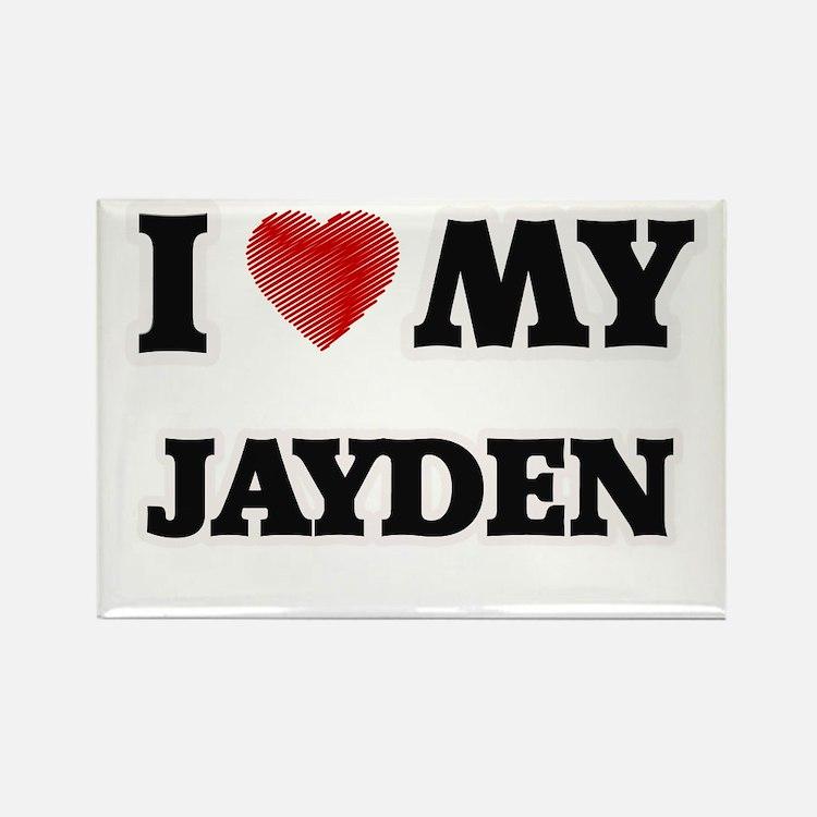 I love my Jayden Magnets