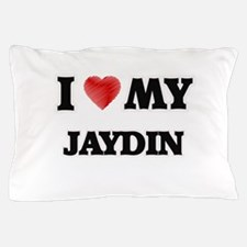 I love my Jaydin Pillow Case