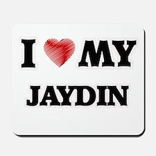 I love my Jaydin Mousepad