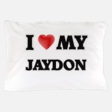 I love my Jaydon Pillow Case