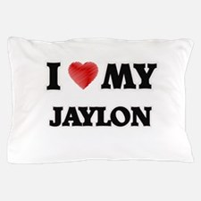 I love my Jaylon Pillow Case