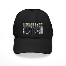 Cuir Bleu Band Cap