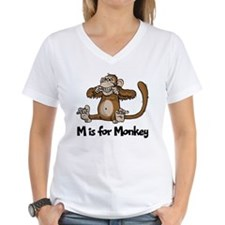 M is for Monkey Shirt