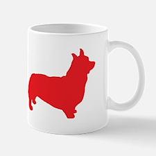 Corgi Red 2 Mugs