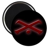 Vision Symbol Magnet