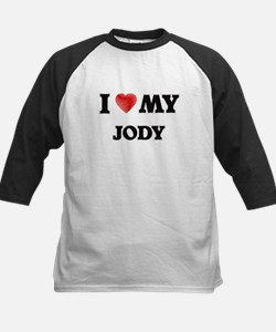 I love my Jody Baseball Jersey