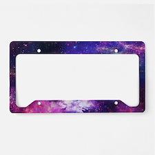 Cool Dye License Plate Holder