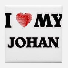 I love my Johan Tile Coaster