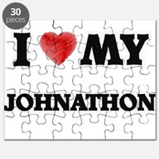 I love my Johnathon Puzzle