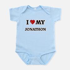 I love my Jonathon Body Suit
