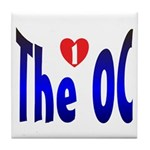 The OC Tile Coaster