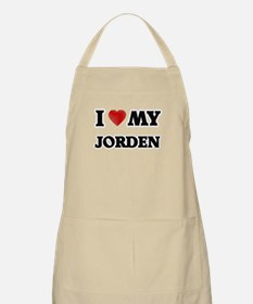 I love my Jorden Apron