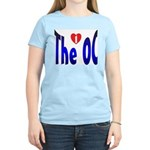 The OC Women's Pink T-Shirt
