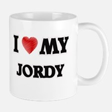 I love my Jordy Mugs