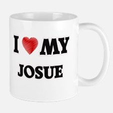I love my Josue Mugs