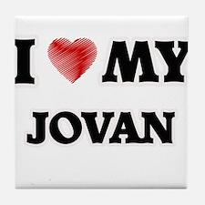 I love my Jovan Tile Coaster