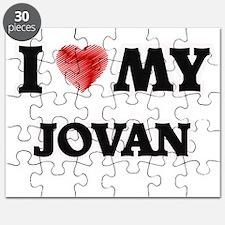 I love my Jovan Puzzle