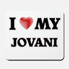 I love my Jovani Mousepad