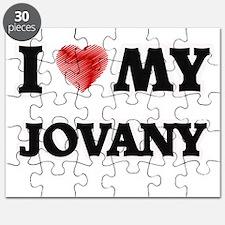 I love my Jovany Puzzle