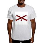 Vision Symbol Ash Grey T-Shirt