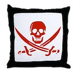 Pirates Throw Pillow