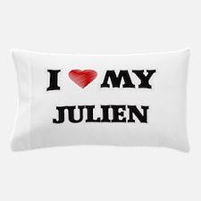I love my Julien Pillow Case