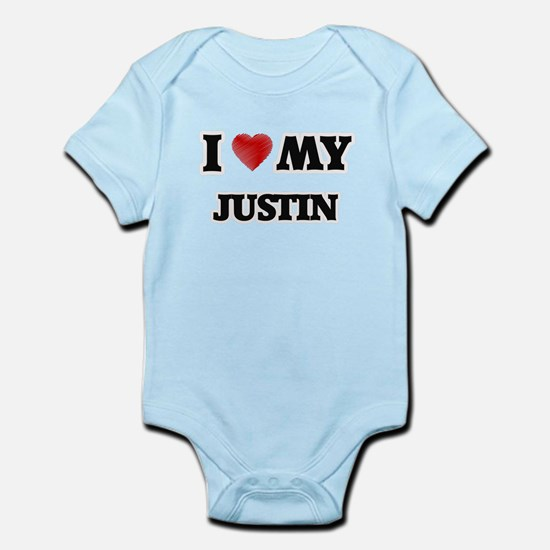 I love my Justin Body Suit