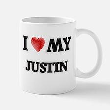 I love my Justin Mugs