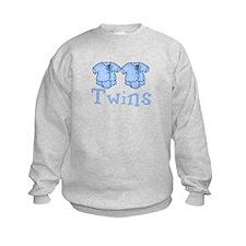 Pastel Twin Bodysuit for Twins Sweatshirt