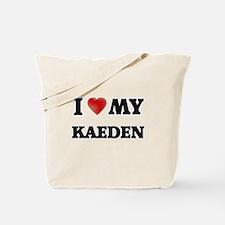 I love my Kaeden Tote Bag