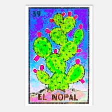 El Nopal Postcards (Package of 8)