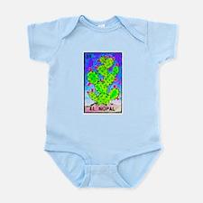 El Nopal Infant Bodysuit