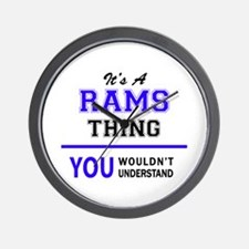 It's RAMS thing, you wouldn't understan Wall Clock
