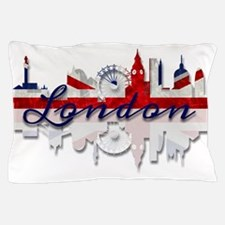 Cute London eye Pillow Case