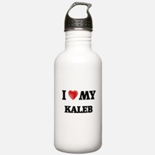 I love my Kaleb Water Bottle