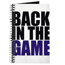 Back in the Game Journal