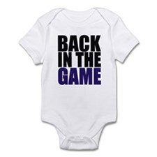 Back in the Game Onesie