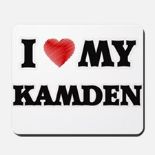 I love my Kamden Mousepad