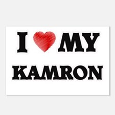 I love my Kamron Postcards (Package of 8)