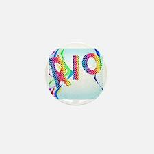 Cute Latin america Mini Button