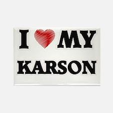 I love my Karson Magnets